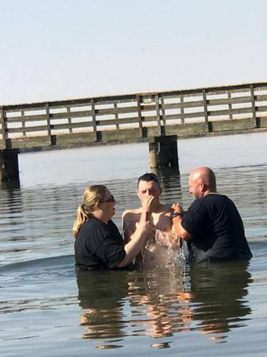 Our 1st Awaken Baptism!