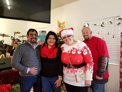 Community Christmas Outreach with Salinas River Community Church!